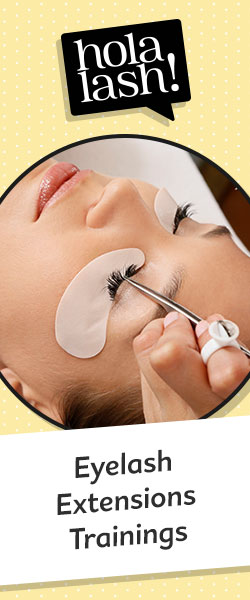 Training Eyelash Extensions