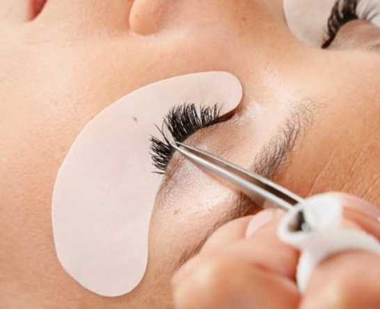 Course Initial Eyelash Extensions